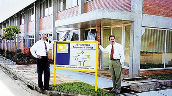Criada a Divisão Aftermarket Service – LuK do Brasil, que entra oficialmente em operação em 2 de janeiro de 1997.
