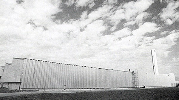 Nova ampliação na fábrica da LuK, que passa a totalizar 34 mil metros quadrados de área construída.
