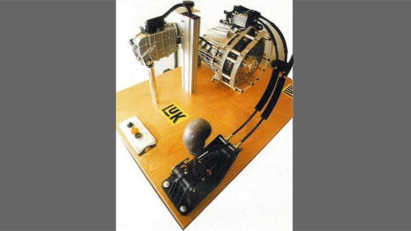 A LuK do Brasil desenvolve a embreagem eletrônica (EKM), com características apropriadas ao Mercosul.