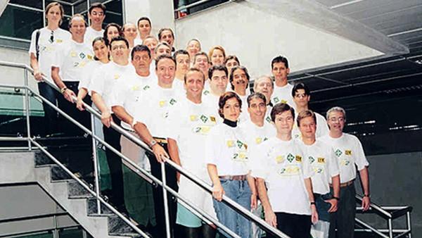 União da INA e da AS LuK no mercado de reposição automotiva no Brasil, com a definição de uma política conjunta de planejamento, comercialização e distribuição.