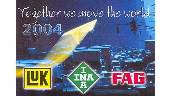 As unidades INA, FAG e LuK centralizam as atividades do mercado de reposição em um único Aftermarket Service (AS).