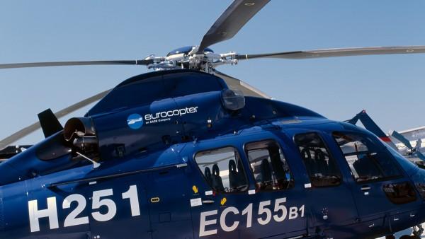 Aplicações militares: Eurocopter