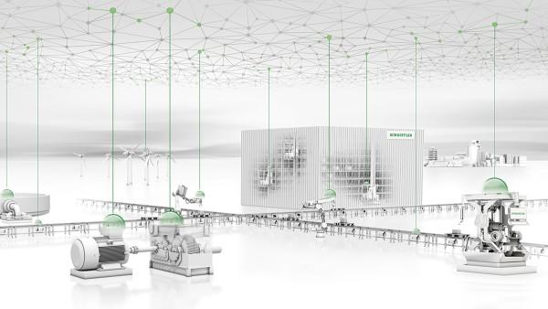 Soluções digitais para aplicações industriais