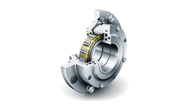 Motores de tração e rolamentos de transmissão