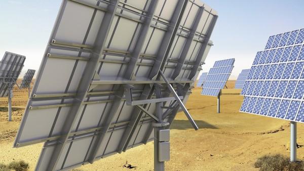 Módulos fotovoltaicos com sistemas de seguimento