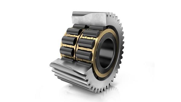 Rolamentos de rolos cilíndricos de alto rendimento FAG X-life (rotação direta)