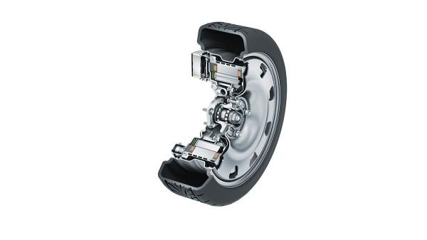 Accionamientos eléctricos de cubo de rueda