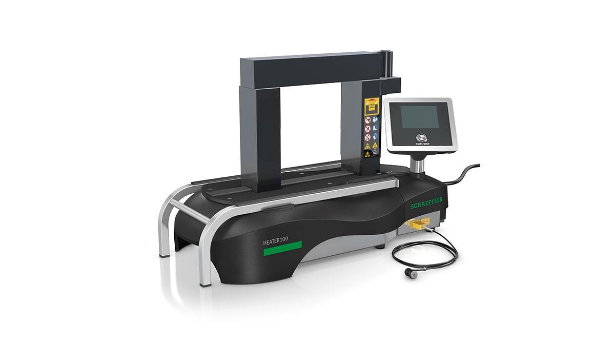 Produtos de manutenção Schaeffler: Dispositivos de aquecimento por indução