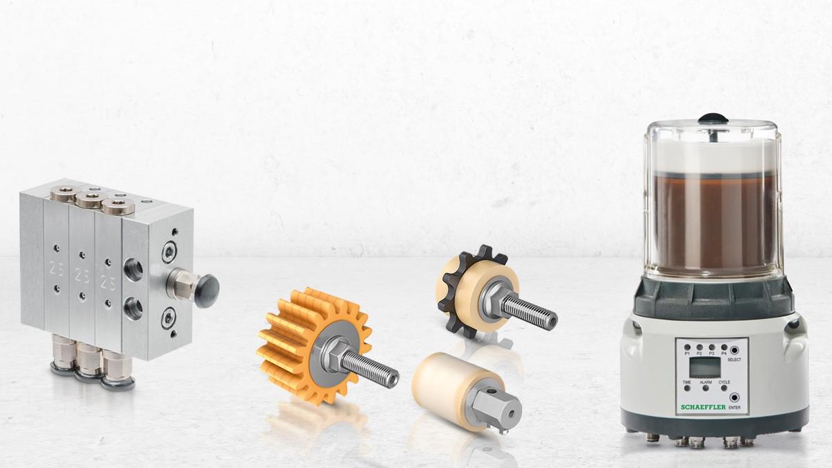 Dispositivos de lubrificação