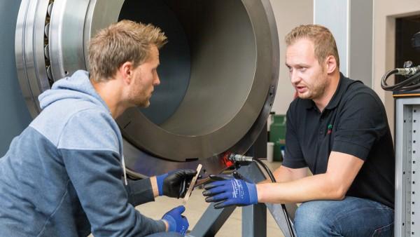Outros serviços de manutenção Schaeffler: Consultoria técnica