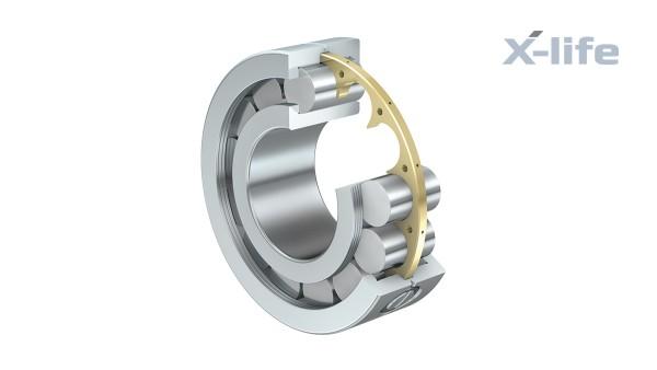 Rolamentos e casquilhos de fricção Schaeffler: Rolamentos de rolos cilíndricos de fricção reduzida