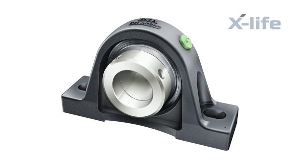 Rolamentos e casquilhos de fricção Schaeffler: Carcaças para rolamentos tensionadores INA segundo DIN