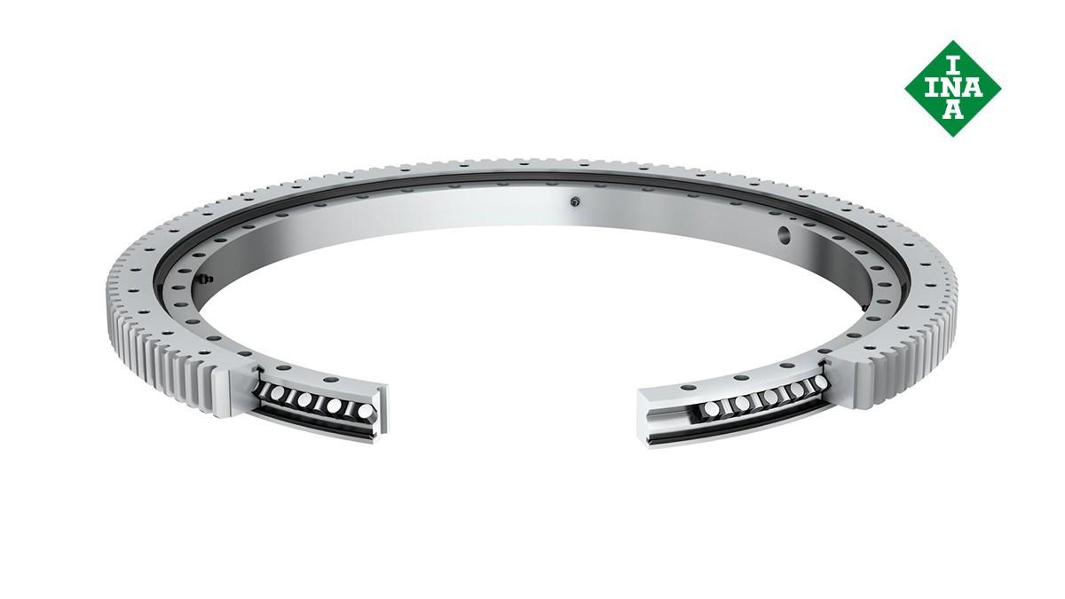 Rolamentos e casquilhos de fricção Schaeffler: Coroas rotativas