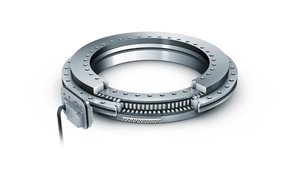 Rolamentos e casquilhos de fricção Schaeffler: Rolamentos axiais-radiais com sistema de medição integrado