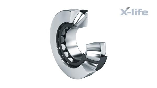 Rolamentos e casquilhos de fricção Schaeffler: Rolamentos axiais oscilantes de rolos