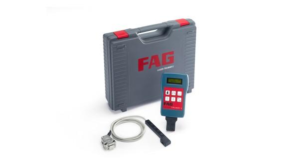 Dispositivo de medição da tensão das correias TOP Laser TRUMMY2