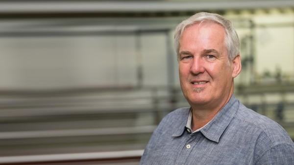 Joachim Dankwardt, director adjunto del departamento de abastecimiento/tratamiento de agua de la asociación de suministro de agua de Perlenbach