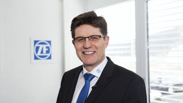 Dr.-Eng. Dietmar Tilch, Director Industrial Technology - Condition Monitoring Systems na ZF Friedrichshafen AG