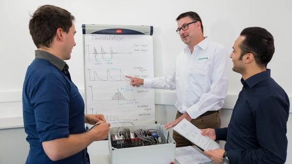 Cursos de formação sobre produtos e certificações