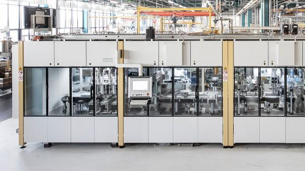 Planta de fabricación de maquinaria especial de Schaeffler