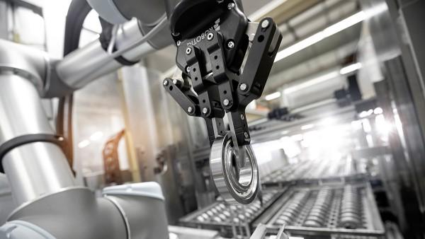 Procesos rentables equipados con robots colaborativos